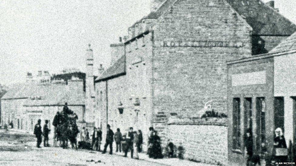 Thurso in 1864