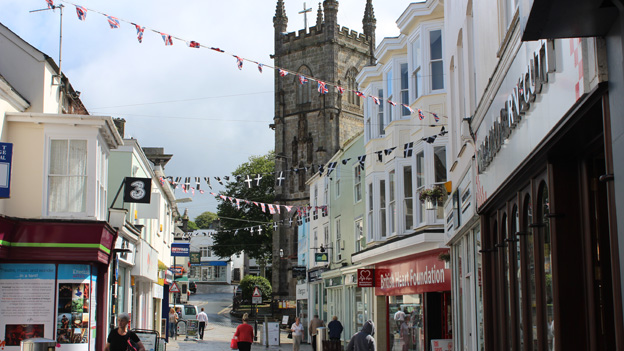 St Austell, Cornwall