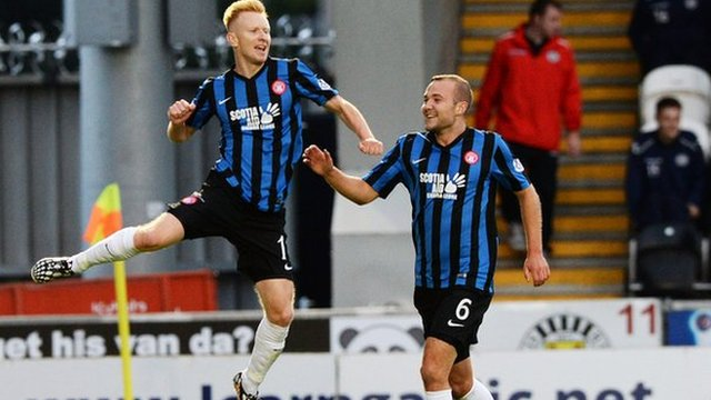 Highlights - St Mirren 0-2 Hamilton
