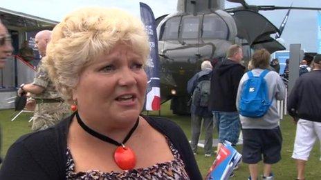 Councillor Carolyn Heaps