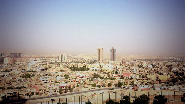 View of Sulaymaniyah