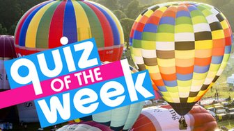 quiz of the week