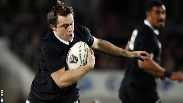 Ben Smith New Zealand