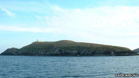 St Tudwal's Island West