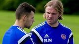 Robbie Neilson says Scottish clubs are 10-15 years behind continental clubs in training players.