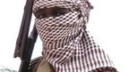 A fighter from al-Shabab