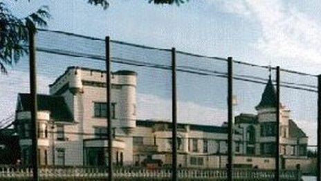 Dungavel Detention Centre