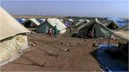 VIDEO: Iraqi refugees defiant in Syria camp