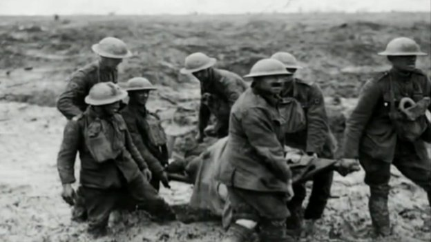 Battle field WW1