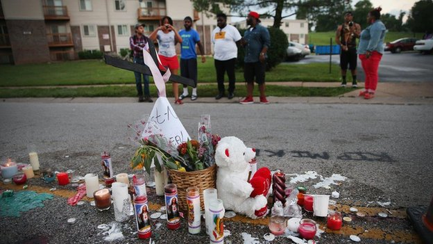 An analysis of conflict and the fatal shooting of michael brown