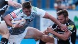 Cardiff Blues against Exeter Chiefs
