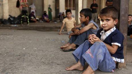 Yazidi villagers 'massacred' in Iraq