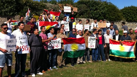 Kurdish community in Portsmouth
