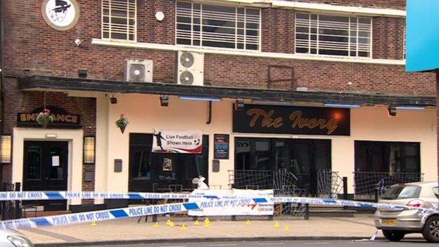 Ivory pub in Flixton Road, Urmston