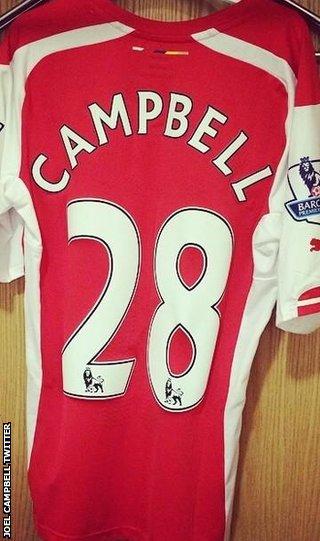 Joel Campbell Twitter