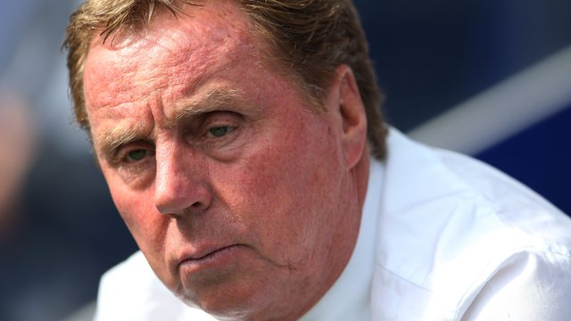 QPR 0-1 Hull: Harry Redknapp sees positives in defeat