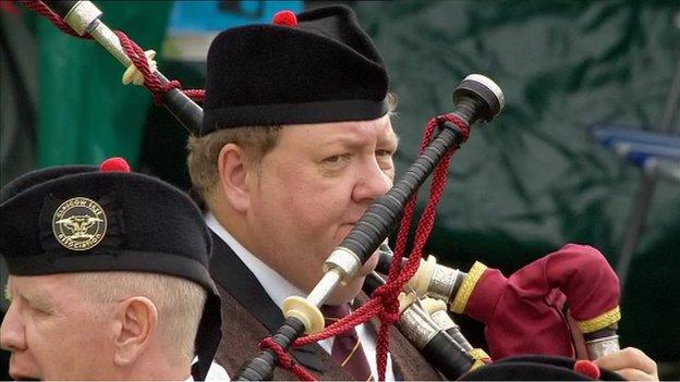 world pipe band championships 2014