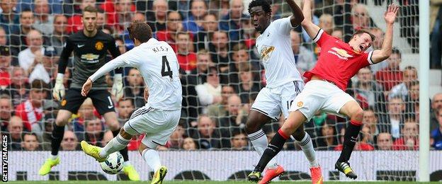 Ki Sung-yueng scores for Swansea