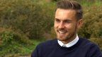 VIDEO: Ramsey reveals rugby union dream