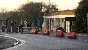 Bassingbourn Barracks