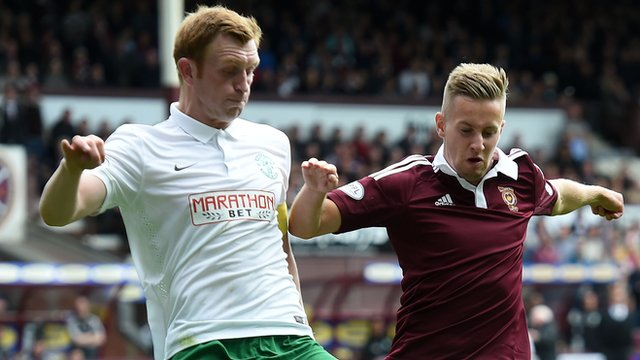 Liam Craig and Billy King