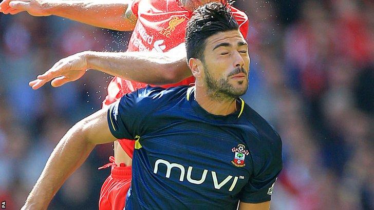 Southampton's Graziano Pelle