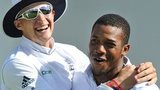 Joe Root and Chris Jordan