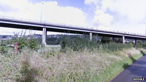 Yanley viaduct, near Long Ashton