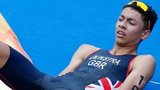 Ben Dijkstra of Great Britain beats New Zealand's Daniel Hoy