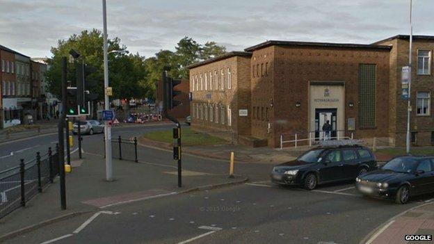 Bridge Street Police Station, Peterborough