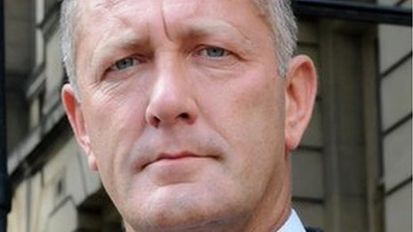 Shaun Wright PCC for South Yorkshire
