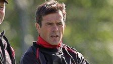 Allen Clarke established the Ulster Rugby Aacdemy