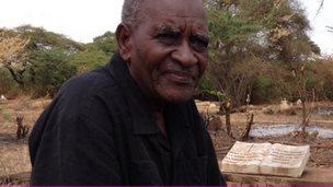 Othiniel Mnene, Taveta, Kenya (18 August 2014)
