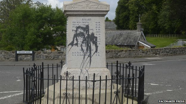 Glenavy memorial