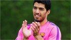 VIDEO: Suarez will change - Barca president