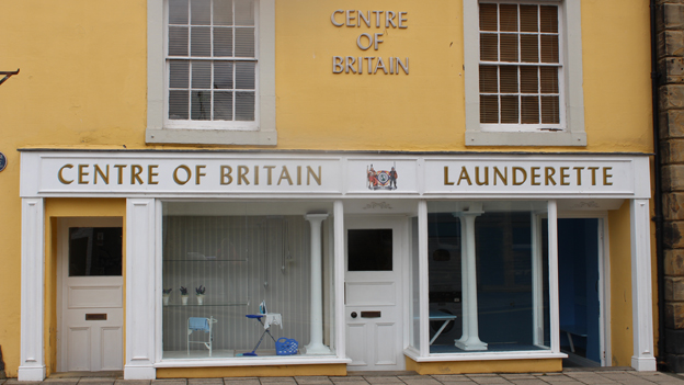 Centre of Britain Launderette