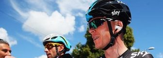 Chris Froome of Team Sky