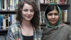 Holly and Malala meet up again