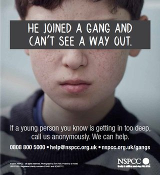 NSPCC poster