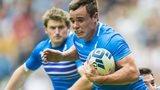 Lee Jones in action for Scotland 7s