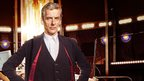 The twelfth Doctor Peter Capaldi.