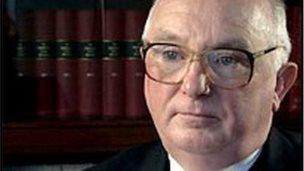 Judge William Taylor