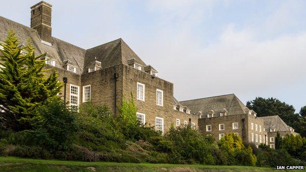 Pantycelyn hall, Aberystwyth