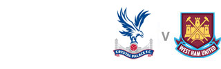 Crystal Palace v West Ham