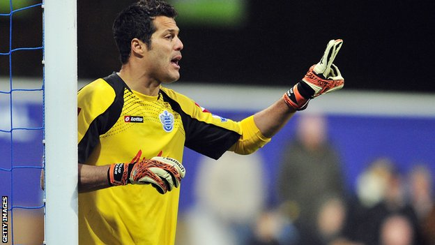 Julio Cesar of QPR