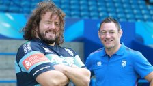Adam Jones joins Mark Hammett's regime at Cardiff Blues
