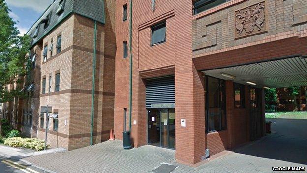 Aberconway Hall, Cardiff University