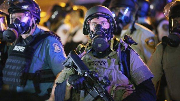 Law enforcement offical