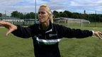 VIDEO: Female boss Kerr 'best for the job'
