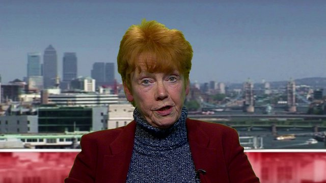 Northumbria Police and Crime Commissioner, Vera Baird